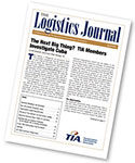 logistics journal 2016