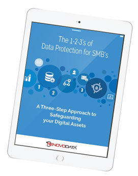 The 1-2-3's of Data Protection for SMB's
